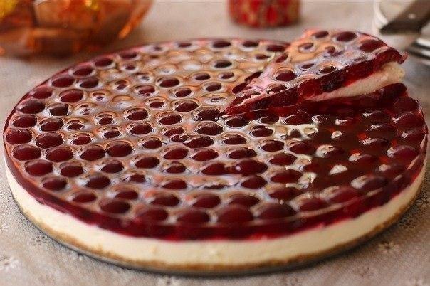 торт с печенья