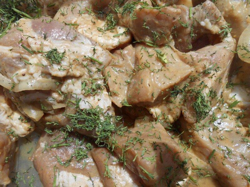 маринад для мягкого шашлыка