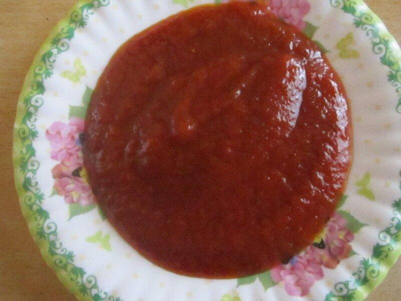 домашний кетчуп из помидор