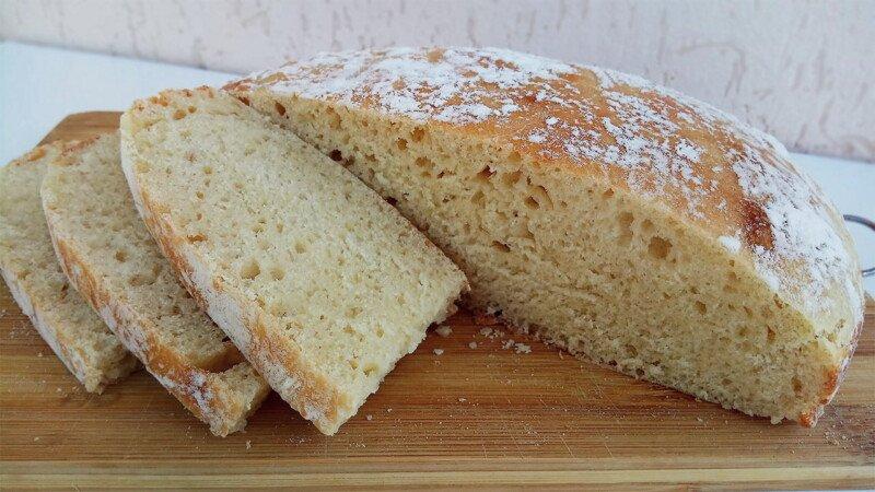 испечь домашний хлеб