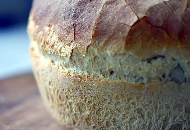 хлеб без дрожжей в домашних условиях